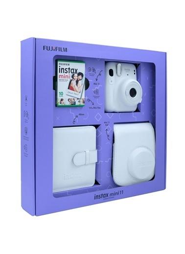 Instax Instax Beyaz Mini 11 Renkli Özel Kutulu Set Beyaz